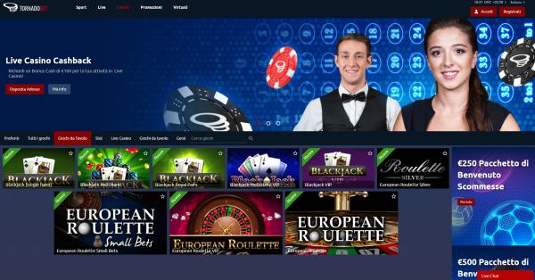 TornadoBet Casino